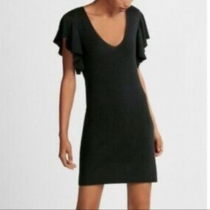NWT Express vneck sweater dress size S